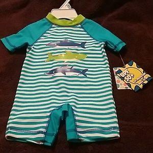 Little Me Swimmer